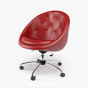obj swiver office chair