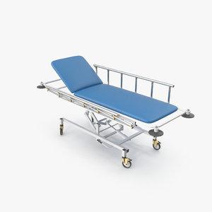 treatment beds 3ds