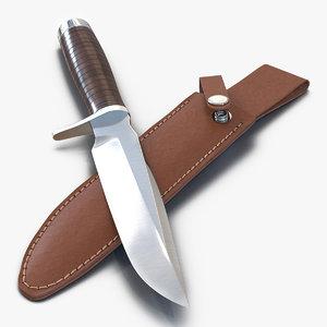 max hunting knife set