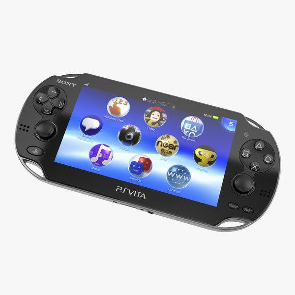 sony playstation vita 3d 3ds