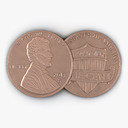 United states coins 3D models