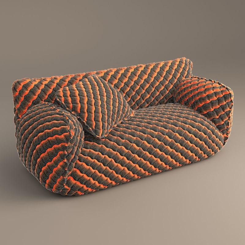 max nuvola sofa 3 uv
