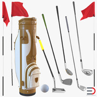 Golf Equipment Collection