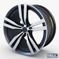 Style 300 wheel ferric gray Mid Poly