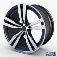 3d style 300 wheel ferric