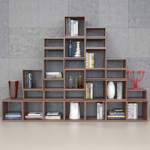 bookshelf freedom riva max