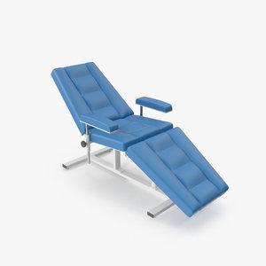 3d 3ds treatment chair cc-03m