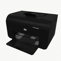 3d printer hp laser jet model