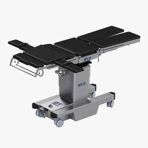 3ds universal operating table opt