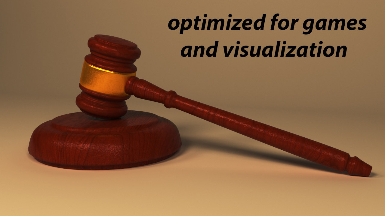 corona visualization 3d max