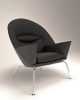 Oculus chair by Hans J. Wegner