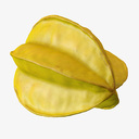 Star Fruit 3D models