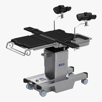 Medical Electric Gynecological Operating Table