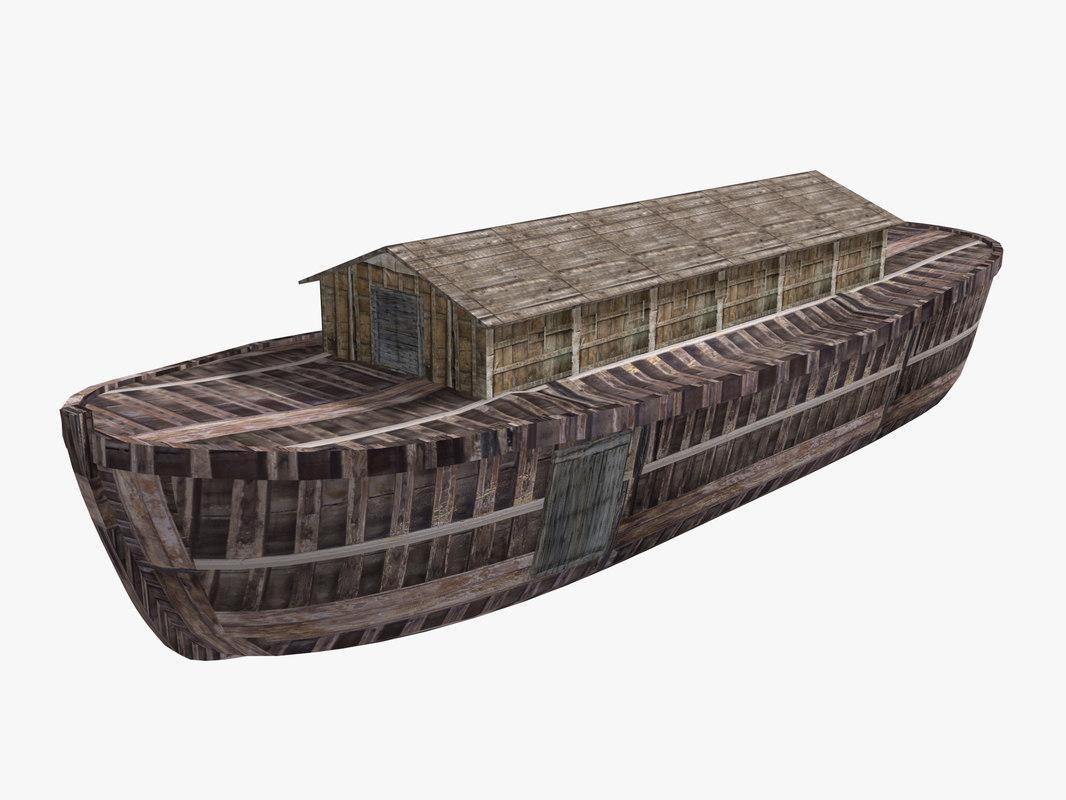 3d noah ark