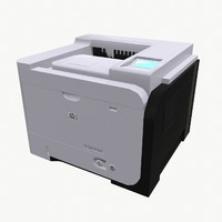 printer hp laser jet 3d 3ds