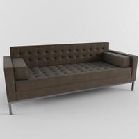 gus spencer sofa 3d max