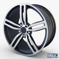 Style 167 wheel ferric gray Mid Poly