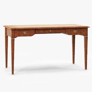 orsay desk 3d fbx