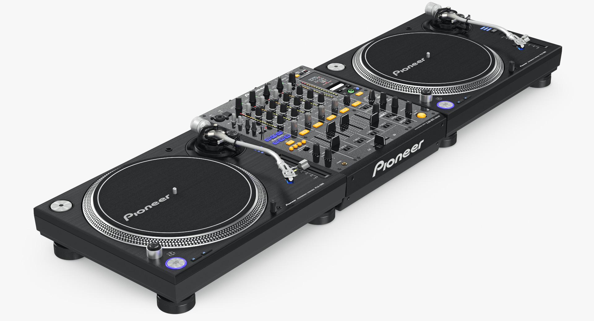 dj pioneer setup 2 ma