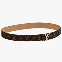 3d model louis vuitton belt