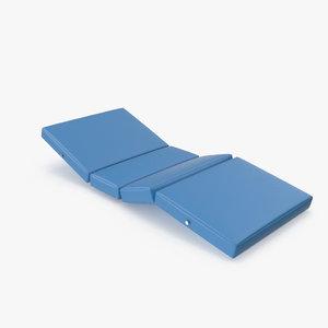 medical orthopedic mattress m1 3d max