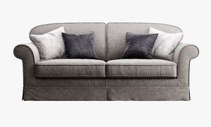 3d domingo salotti florian sofa