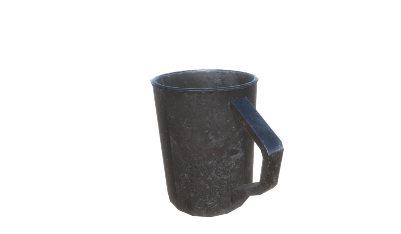 mug games 3d max