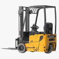 Forklift Jungheinrich 01