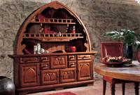 3d model italian wine cabinet