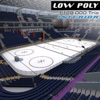 3d ice arena