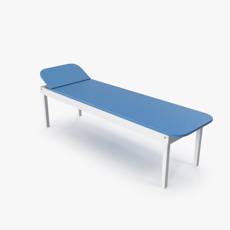 3d treatment beds m2