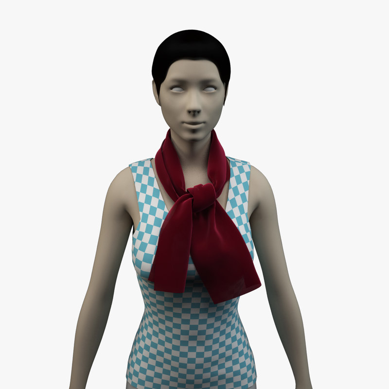 scarf - max