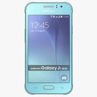 Samsung Galaxy J1 Ace Blue