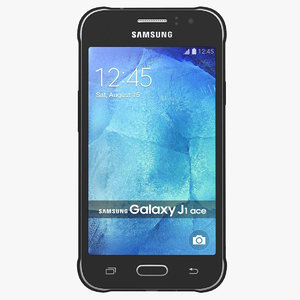 3d samsung galaxy j1 ace model