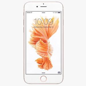 max apple iphone 6s rose