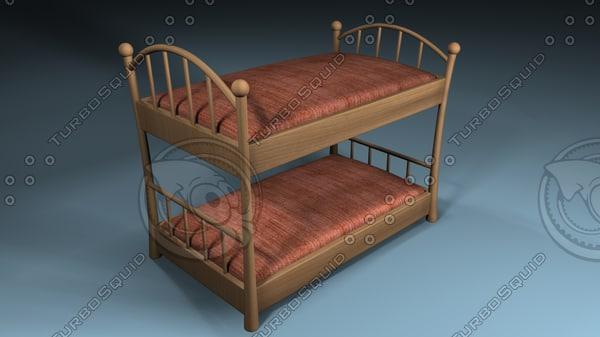 ma bed kid cartoon