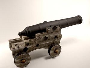 naval cannon gun max