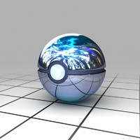 Crystal Ball (Pokeball)