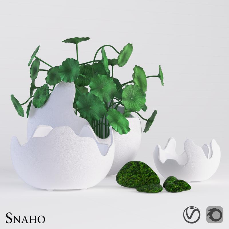 3d max corona vase