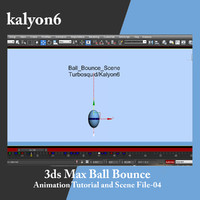 Ball Bounce Squash And Stretch Animation Tutorial