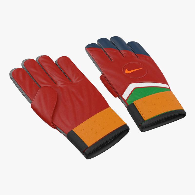 max goalie gloves nike
