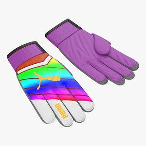 goalie gloves puma 3d max