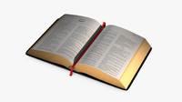 3d model holy bible