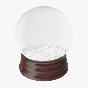 max snow globe idle