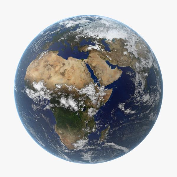 earth c4d