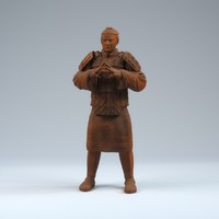 3d model terracotta statues decoration