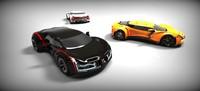 concept car i2xs