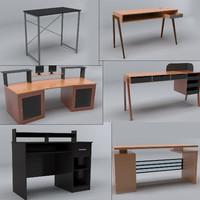 Desk Collection