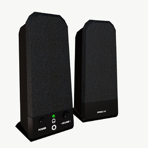 max computer speakers speed link