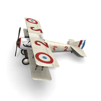 3d purchase fighter aircraft spad